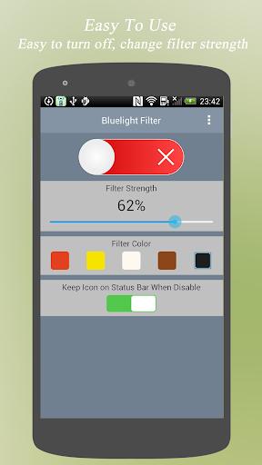 Bluelight Filter - Eye Care screenshot 4