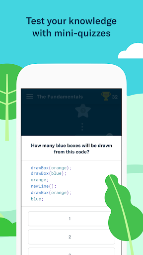 Grasshopper: Learn to Code for Free screenshot 6