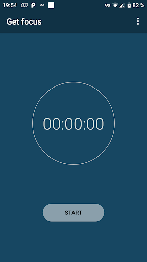 Get Focus (Pomodoro Timer) screenshot 1