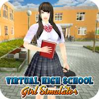 real High School Girl Simulator games on 9Apps