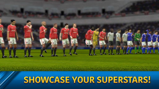 Dream League Soccer 4 تصوير الشاشة