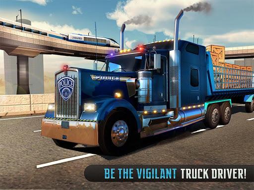Police Train Shooter Gunship Attack : Train Games screenshot 8