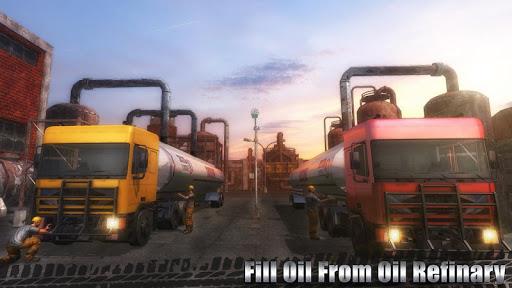 石油貨物輸送トラック screenshot 1