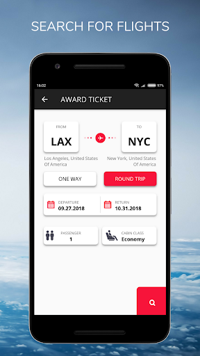 Global Miles - Flight Tickets, Buy Free with Miles screenshot 4