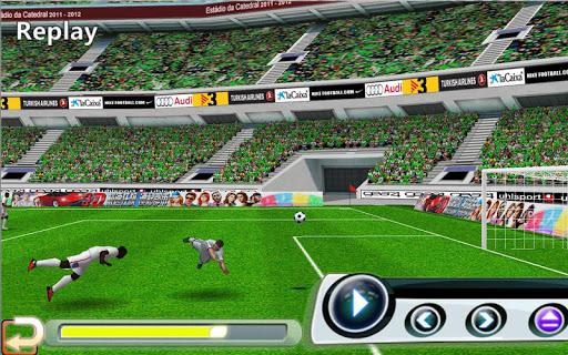 Winner Soccer Evolution 16 تصوير الشاشة
