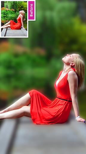 DSLR Image Blur Background , Bokeh Effects Photo 1 تصوير الشاشة