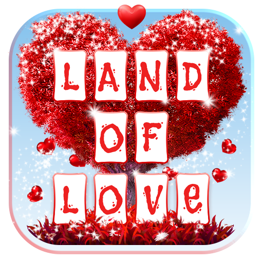 Land of Love Animated Keyboard + Live Wallpaper icon