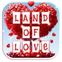 Land of Love Animated Keyboard   Live Wallpaper on APKTom