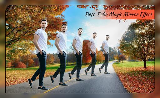 Best Echo Magic Mirror Effect : Background Changer screenshot 5