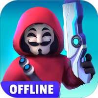 Heroes Strike - 3v3 Moba e Battle Royale- Offline on 9Apps