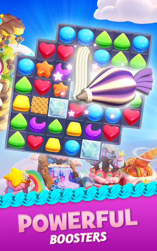 Cookie Jam Blast™ New Match 3 Game | Swap Candy screenshot 3