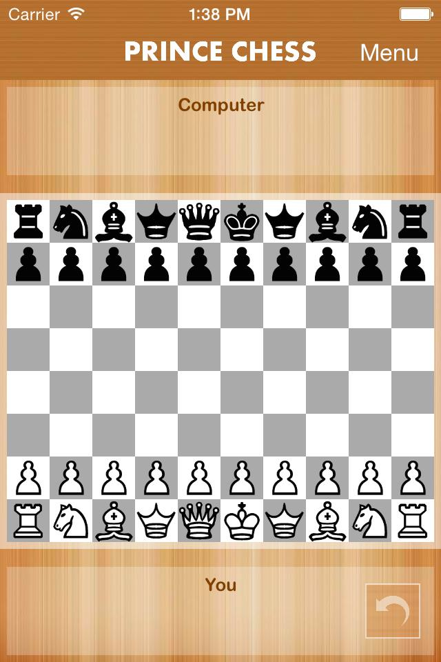Prince Chess screenshot 3