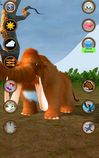 Talking Mammoth screenshot 17