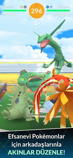 Pokémon GO screenshot 3