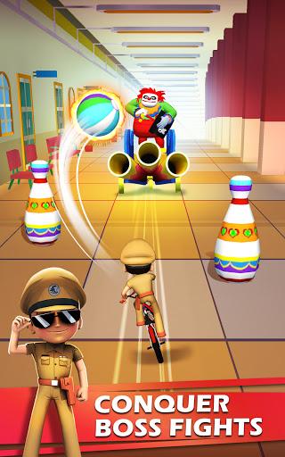 Little Singham Cycle Race screenshot 11