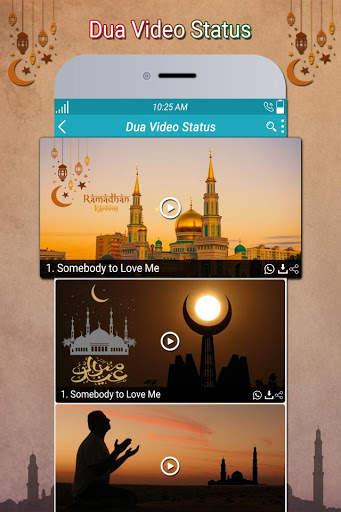 Dua Video Status screenshot 1