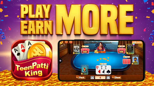 TeenPatti King - Abhi 100% Bonus kamao! screenshot 3