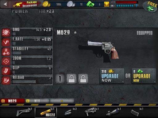 Zombie Frontier 3: قناص بندقية 23 تصوير الشاشة