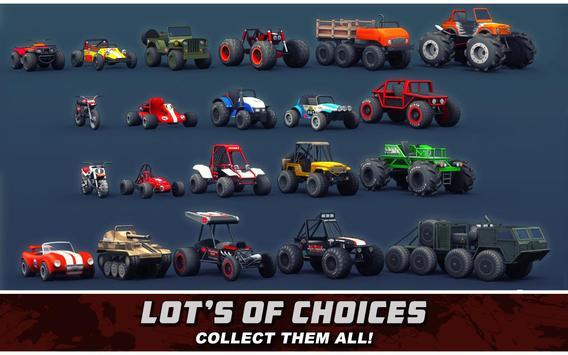 Mini Racing Adventures 3 تصوير الشاشة