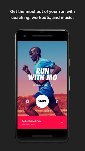 Nike Run Club 1 تصوير الشاشة