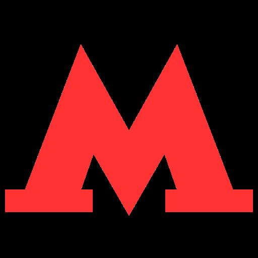 Яндекс.Метро — Москва и другие города мира أيقونة