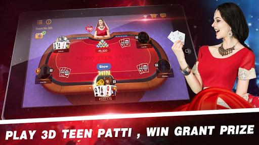 Redoo Teen Patti - Indian Poker (RTP) 2 تصوير الشاشة