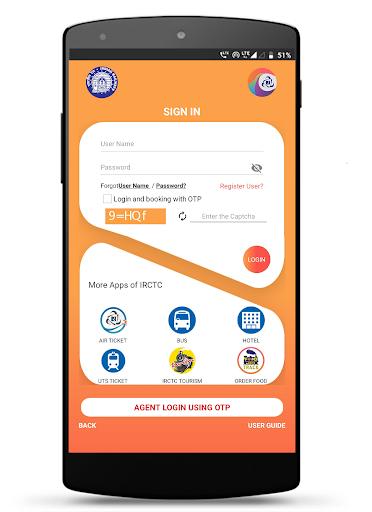 IRCTC Rail Connect screenshot 3