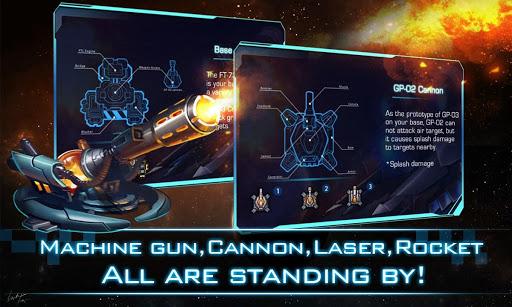 Galaxy Defense 5 تصوير الشاشة