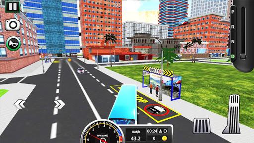 Metro Bus Simulator 2021 3 تصوير الشاشة