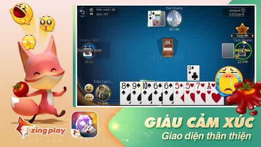 Tú Lơ Khơ ZingPlay 3 تصوير الشاشة