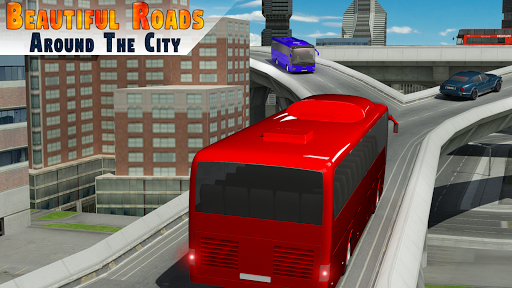 City Bus Simulator 3D - Addictive Bus Driving game screenshot 3