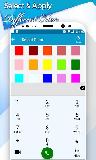 Photo Phone Dialer App: Caller Screen Theme screenshot 6
