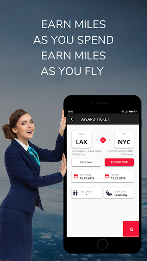 Global Miles - Flight Tickets, Buy Free with Miles screenshot 1