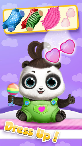 Panda Lu Baby Bear Care 2 - Babysitting & Daycare 2 تصوير الشاشة