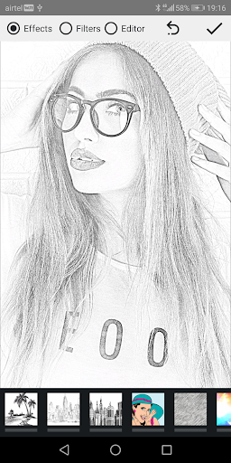 Pencil Photo Sketch-Sketching Drawing Photo Editor screenshot 10