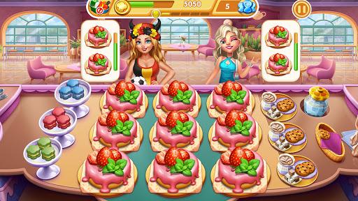Cooking City: chef, restaurant & cooking games 4 تصوير الشاشة