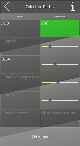Bassreflex Designer 3 تصوير الشاشة