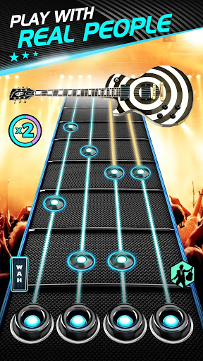 Guitar Band Battle 1 تصوير الشاشة
