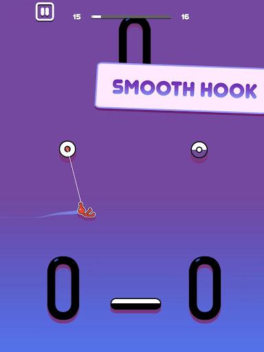Stickman Hook 10 تصوير الشاشة