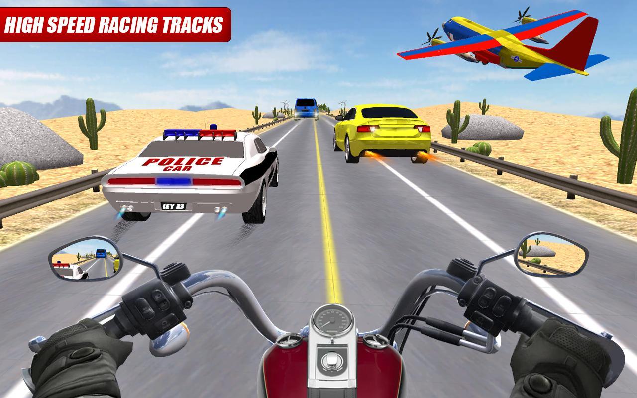 Super Bike Racing Rivals 3D screenshot 3