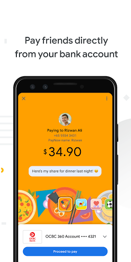 Google Pay - a simple and secure payment app 2 تصوير الشاشة