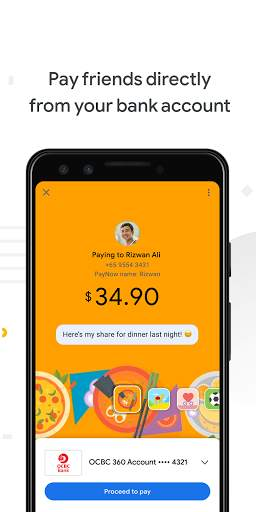 Google Pay - a simple and secure payment app screenshot 2