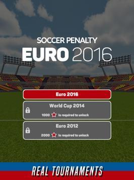 Penalty Shootout for Euro 2016 11 تصوير الشاشة