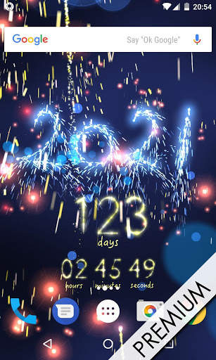 New Year countdown screenshot 3