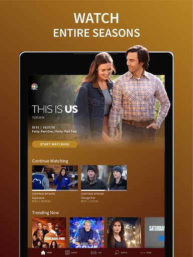 The NBC App - Stream Live TV and Episodes for Free screenshot 12