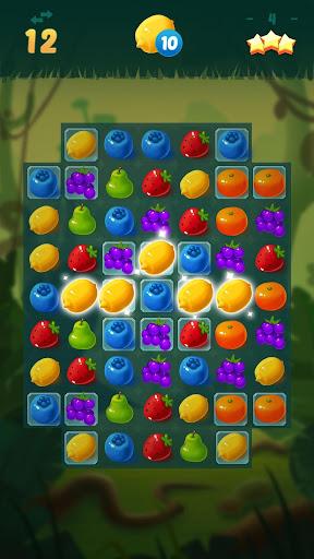 Sweet Fruit Candy 1 تصوير الشاشة