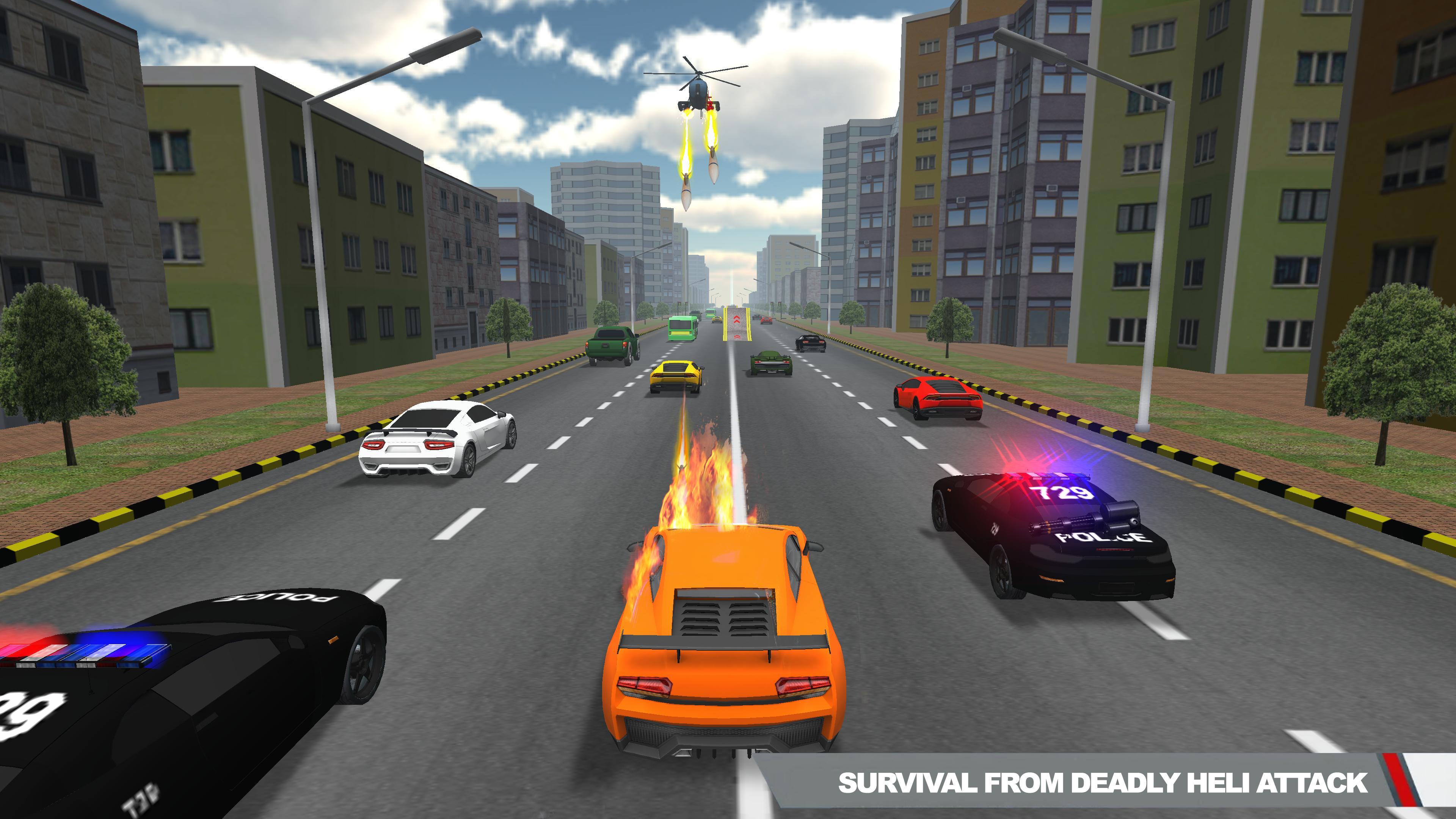Police Pursuit Highway 1 تصوير الشاشة