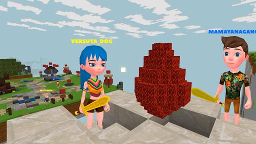 JurassicCraft: Free Block Build & Survival Craft screenshot 7