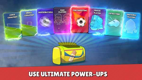 Football X – Online Multiplayer Football Game screenshot 3