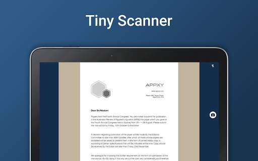 Tiny Scanner : Scan Doc to PDF скриншот 7